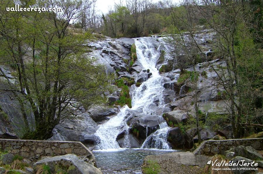 Cascada del Calderón. RUTA PR CC 15