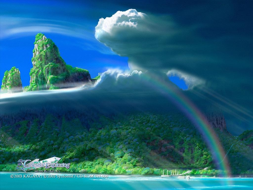 ALAM selaksa Keindahan alam surgawi