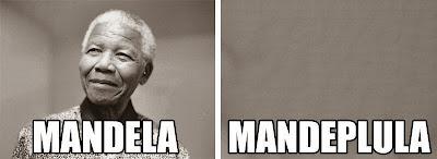 Adieu Mandela