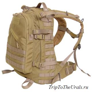 Выбор штурмового рюкзака