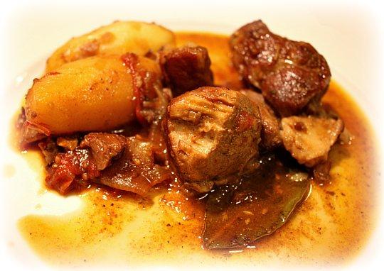 Un dimanche a la campagne quand la soupape chuchote - Cuisiner un saute de porc ...