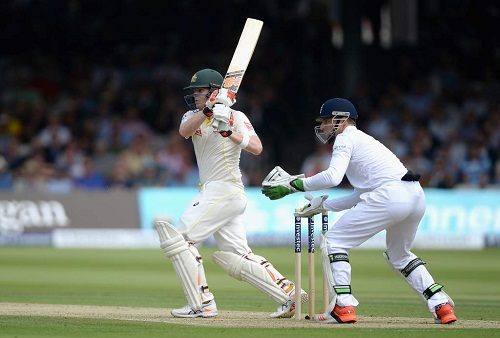 The Ashes 2015 Eng vs Aus 2nd Test Day 1 Steven Smith