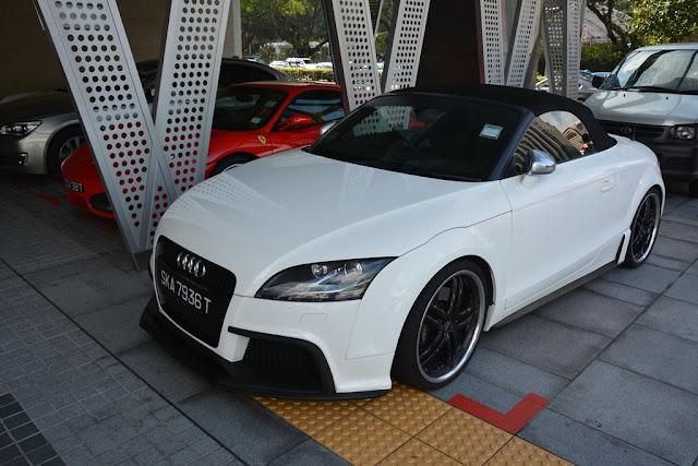 Singapore Audi