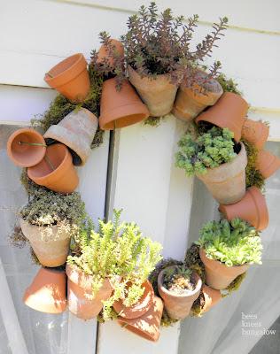 Succ+pot+wreath