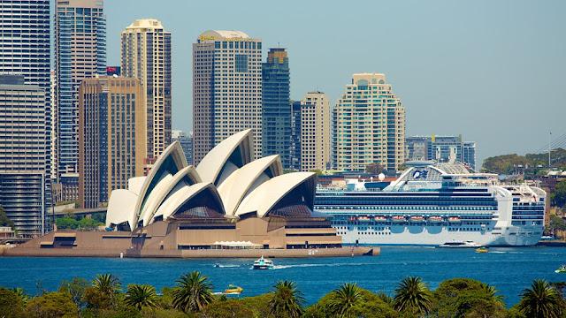 Chiêm ngưỡng nhà hát con sò nổi tiếng ở Sydney