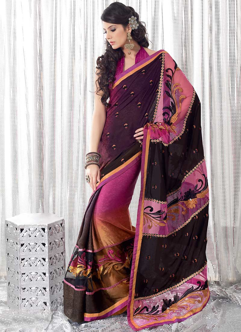 New Latest Indian Saree