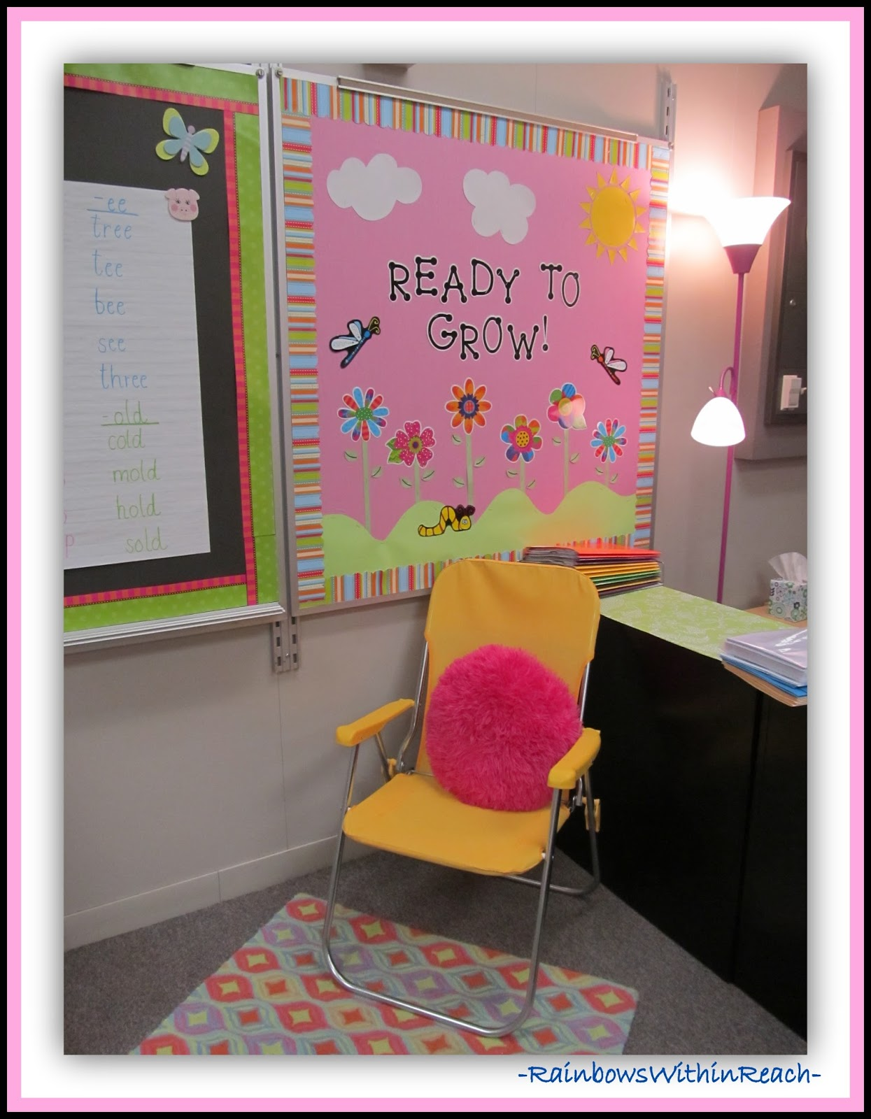 Classroom Decoration Cute : Rainbowswithinreach spot