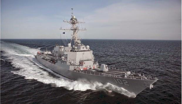 Jokowi Butuh Kapal Perang Sekelas USS Sampson
