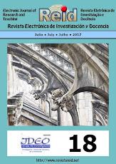 Revista Electrónica de Investigación y Docencia REID