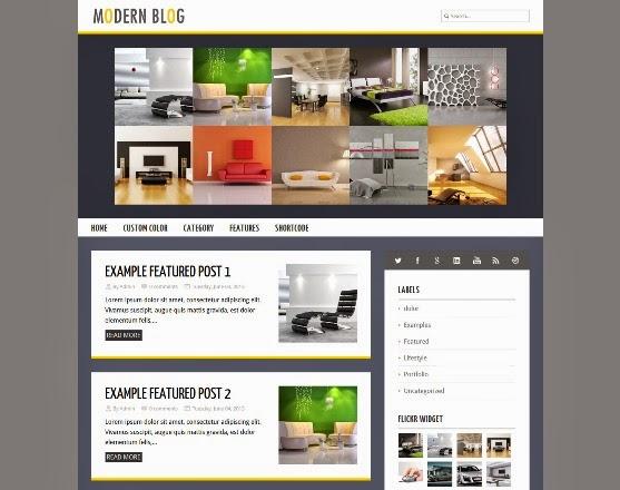 ModernBlog