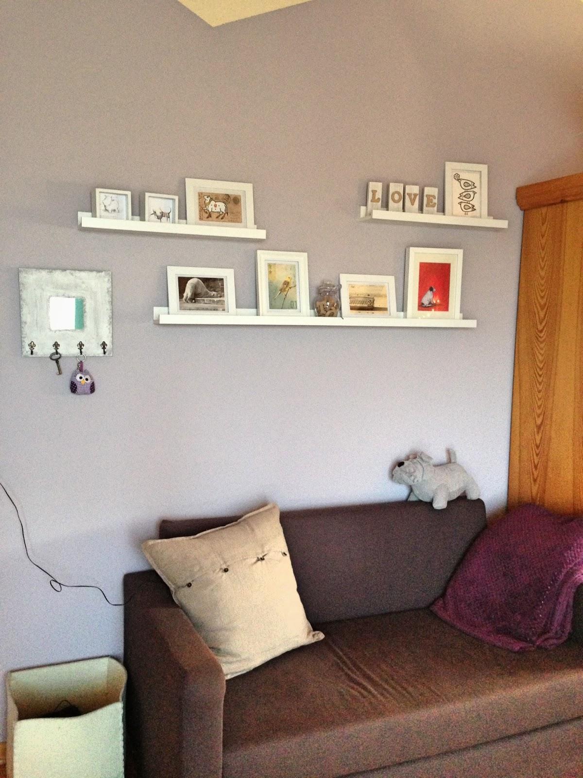Die Neuen Wandfarben Sind Auch Ganz Entzückend Und Passen Perfekt Zum  Romantischen Teenie Zimmer. Hier Würde Ich Auch Gleich Einziehen!