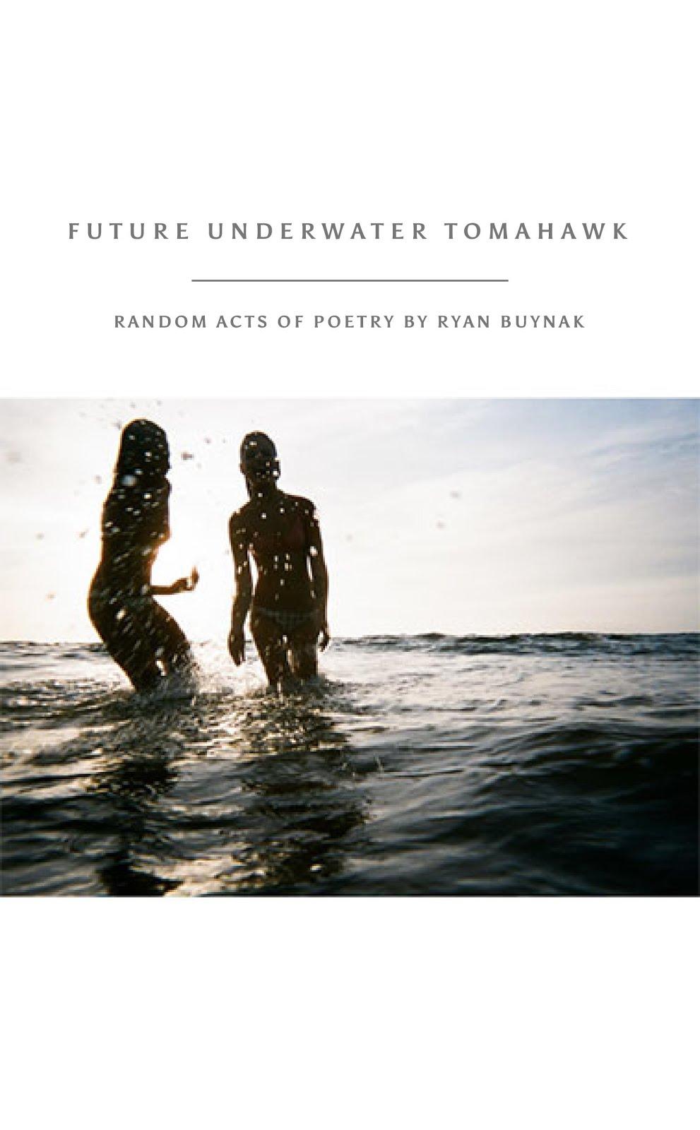 Future Underwater Tomahawk