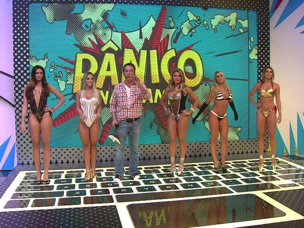 Carol Narizinho faz parte do novo time de panicats