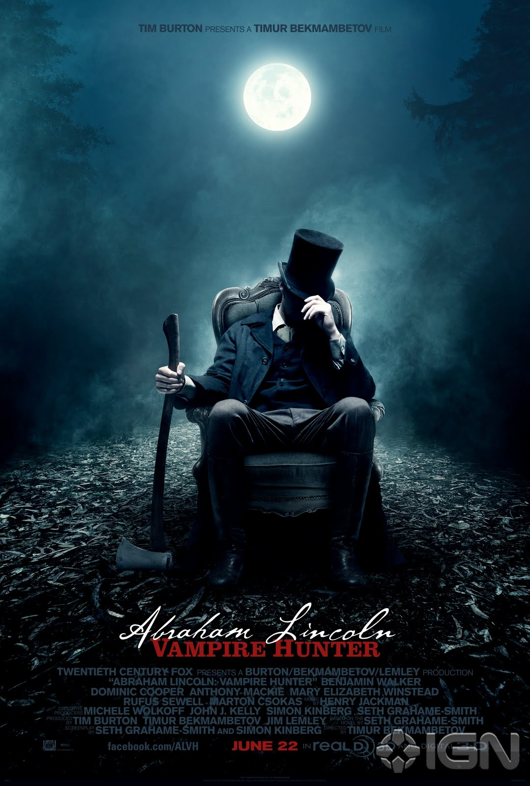 synopsis of abraham lincoln vampire hunter Nonton film the abraham lincoln: vampire hunter (2012) bluray 480p & 720p mp4 mkv hindi english subtitle indonesia watch online free streaming full hd movie download - plot synopsis abraham lincoln: vampire hunter 2012 : at the age of 9, abraham lincoln witnesses his mother being killed by a vampire, jack barts.