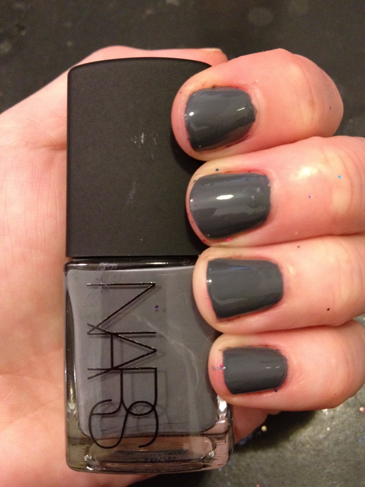 The Beauty of Life: NARS Nail Polish Swatches: My Top 3 Picks!