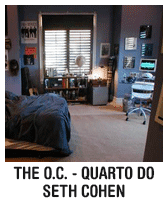 The O.C. - Quarto do Seth Cohen