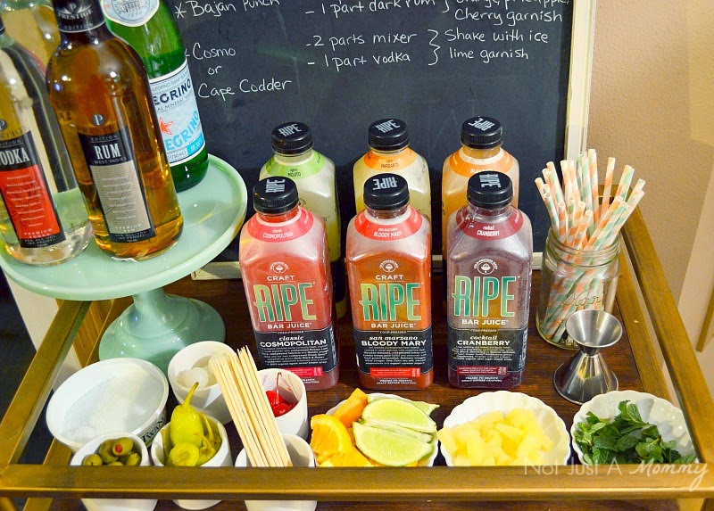 RIPE Bar Juice® Cocktail Juice Bar