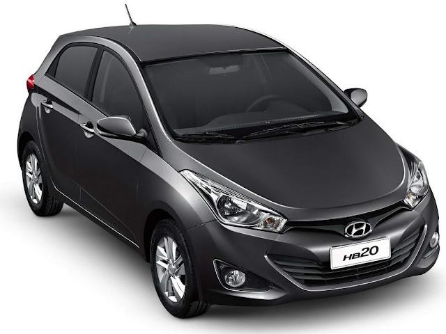 HB20 - Hyundai