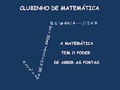 Clubinho de  Matemática