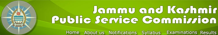Jammu - Kashmir Public Service Commission invites application for various posts - www.jkpsc.nic.in