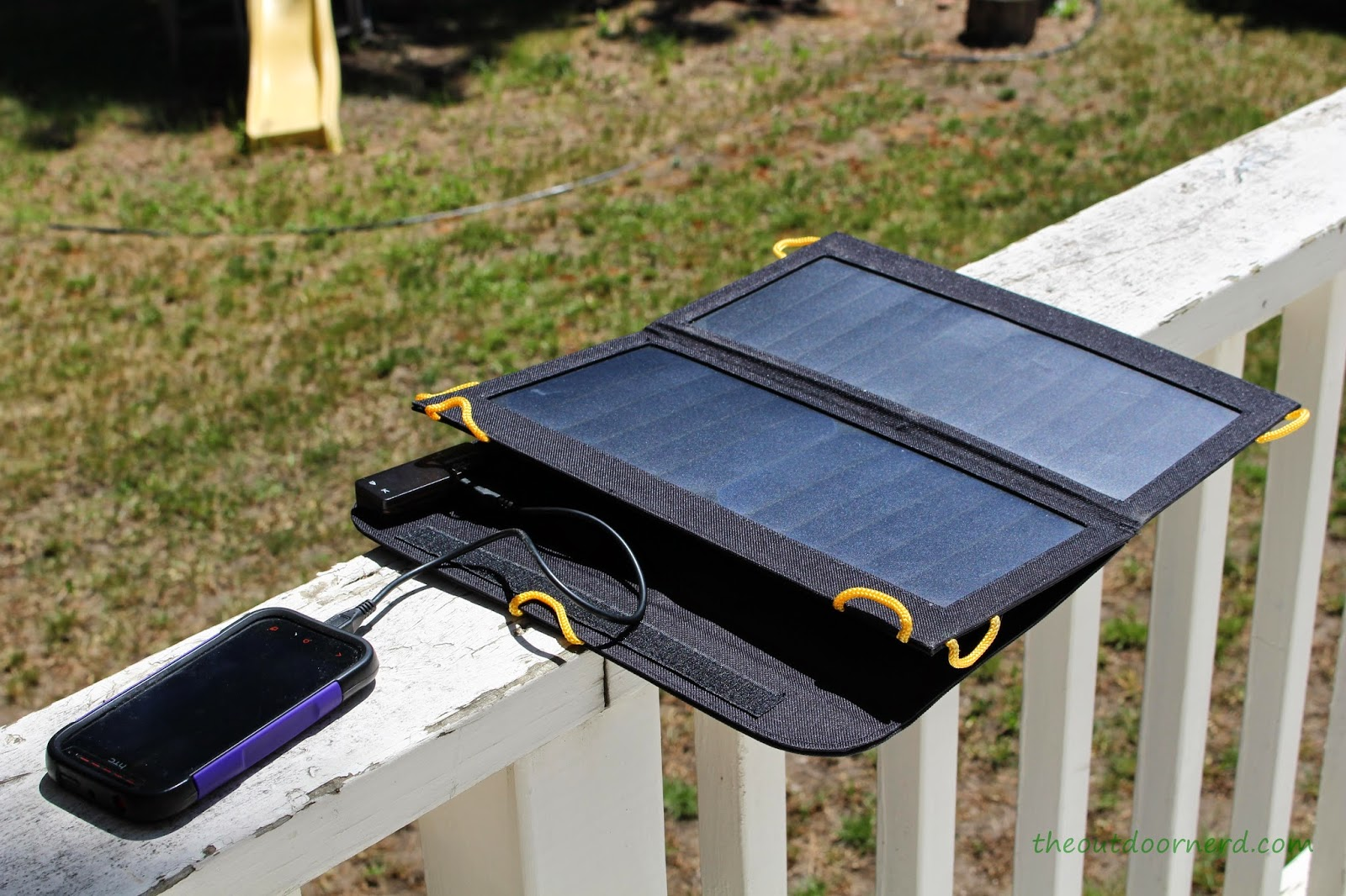 Levin Sol-Wing Solar Panel 3 of 3