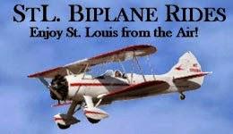 St. Louis Biplane Rides