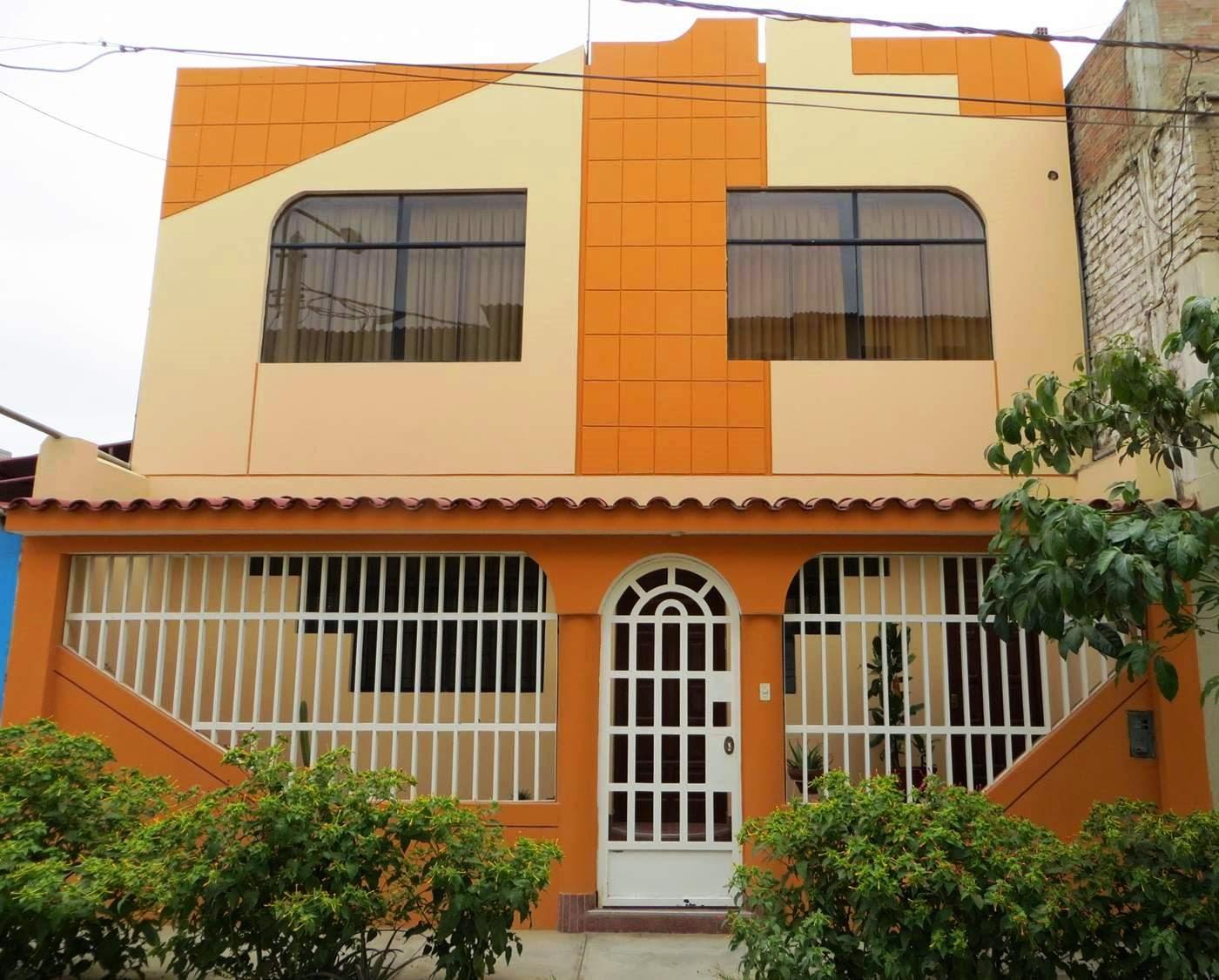 Fachadas y casas noviembre 2014 for Casa de una planta sencilla