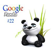 Google Panda 22 Update