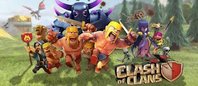 Tips Bermain Clash of Clans bagi Pemula