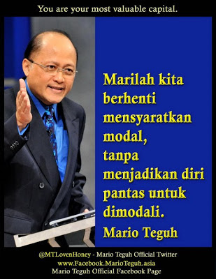 Kata Kata Bijak Mario Teguh Terbaru 2013
