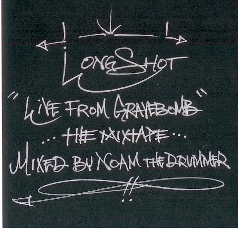 Mixtape: Longshot - Live From Gravebomb vol.1