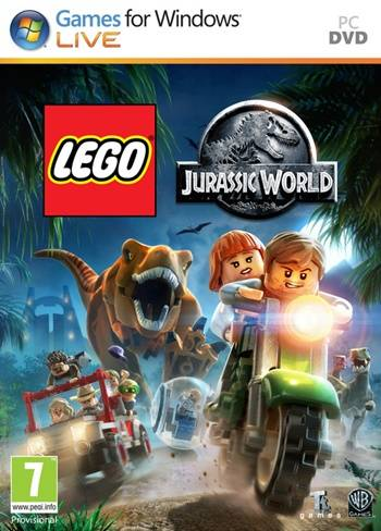 LEGO Jurassic World PC Game Español