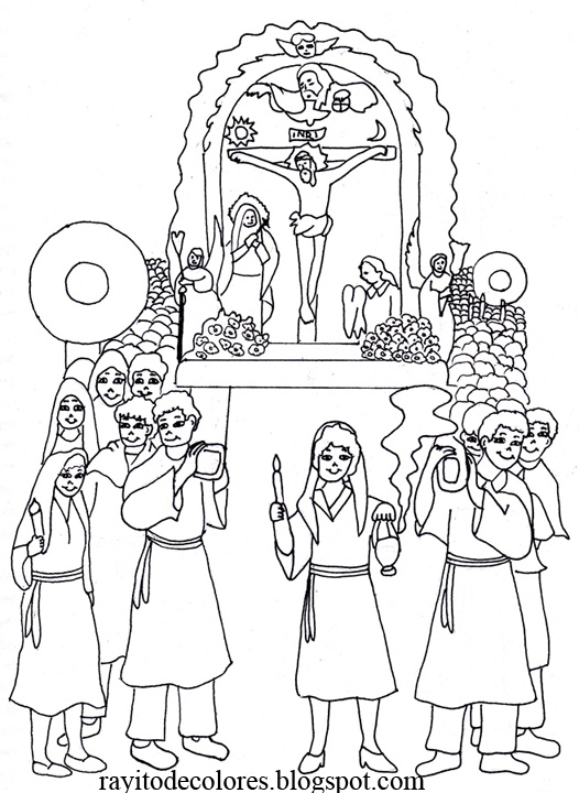 zaqueo coloring pages - photo #28