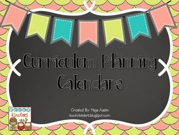 http://www.teacherspayteachers.com/Product/Curriculum-Planning-Calendars-1650951