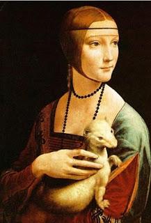 La dama del armiño - Leonardo da Vinci