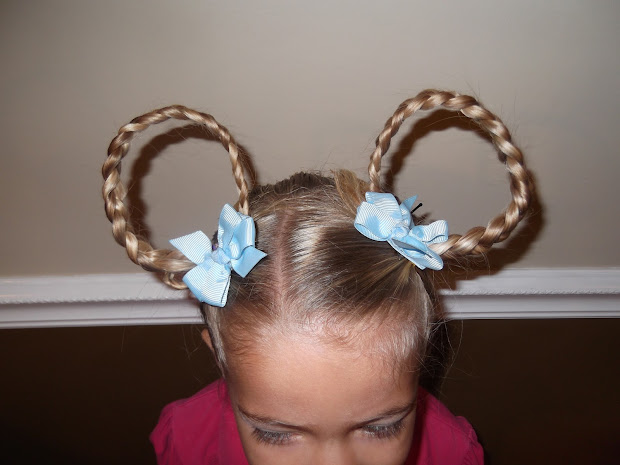 little girl hairstyles crazy