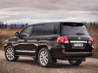 2013 Toyota Land Cruiser Release Date