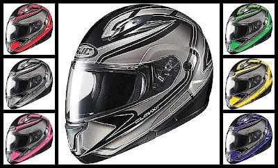 HJC CL-MAXII Zader Full Face Modular Motorcycle Helmets