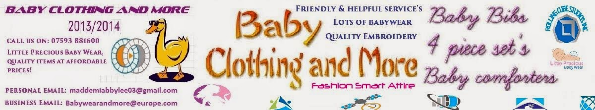 Baby Clothing And More