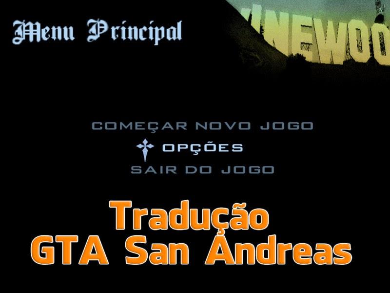SA - Tradução para GTA San Andreas em Português