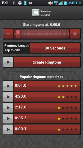 Aplikasi Android Ringtone Maker Pro v2.0.3