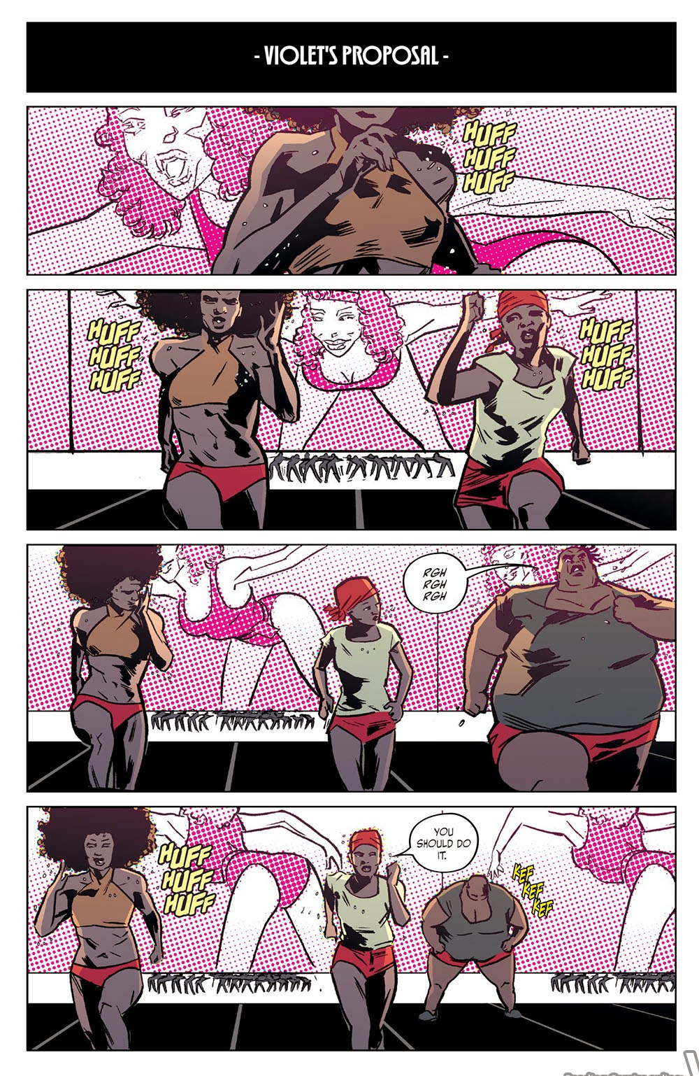 societys view of women and womens empowerment in the comic bitch planet a comic book series by kelly Florida woman gets brutally beaten after throwing a punch poetry book sticky notes and stuns during for the defense as jury selection for comic's.