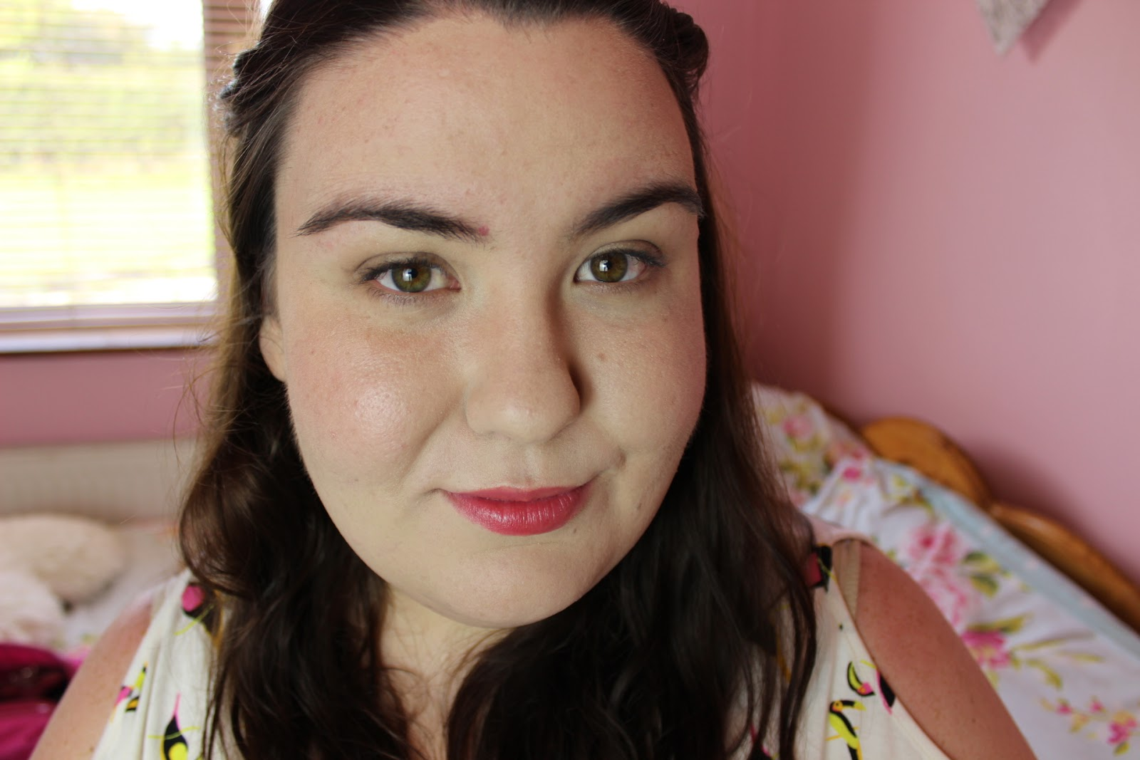 Natural Workplace Makeup Look