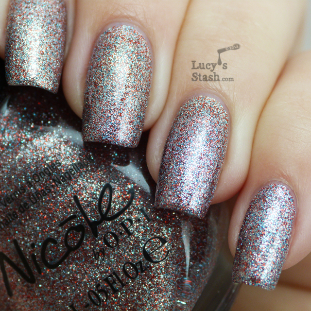 Lucy's Stash -  Nicole by OPI All Is Glam, All It Bright