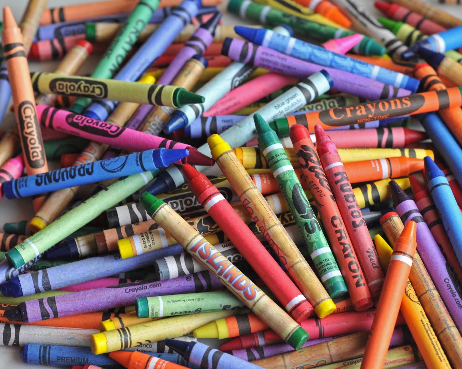 カリフォルニア here we are groovy crayons グルーヴィークレヨン