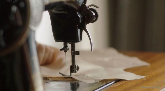Máquina de coser Singer. El tiempo entre costuras. Capítulo 3