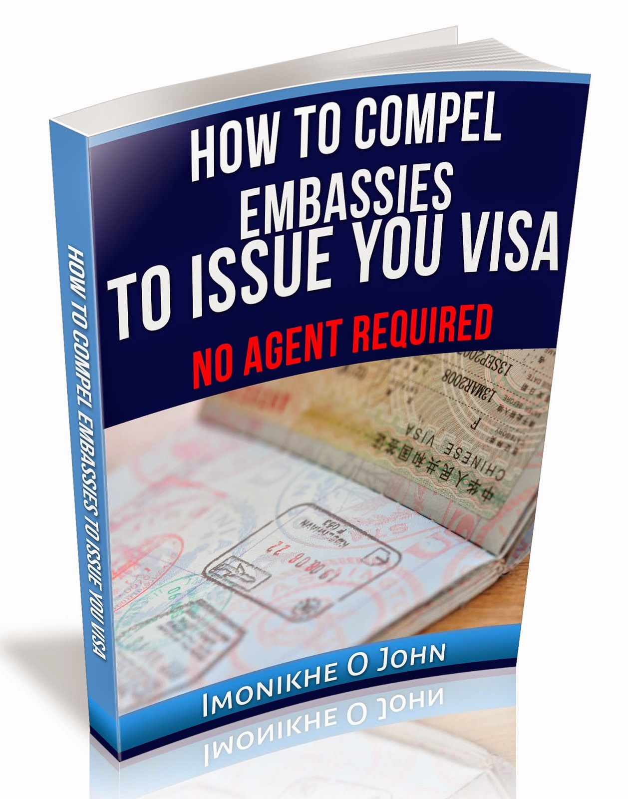 how to compel embassies to issue you visa