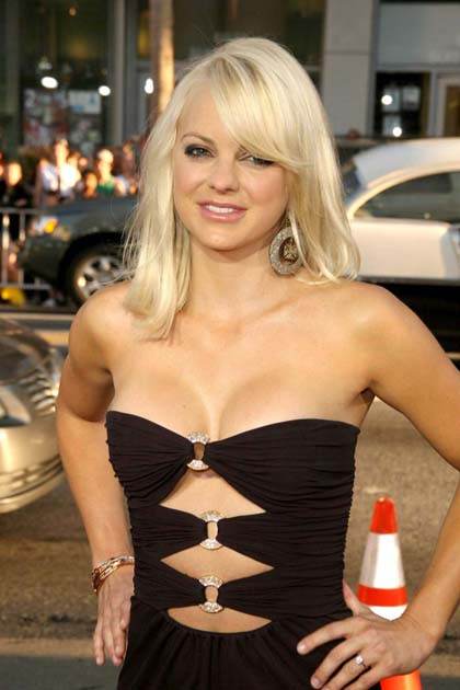 Actress Anna Faris Very Pic