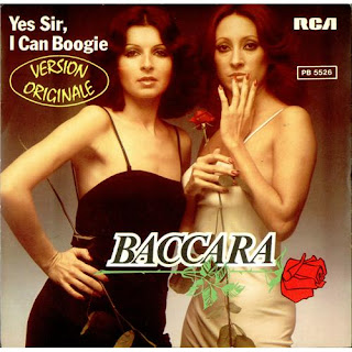 Baccara Yes Sir, I Can Boogie