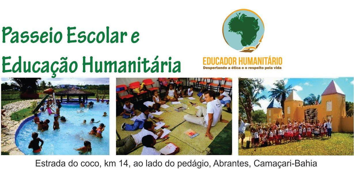 Educação Humanitária e Passeio Escolar